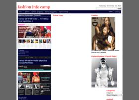 fashioncamp.info