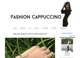 fashioncappuccino.com