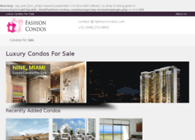 fashioncondos.com