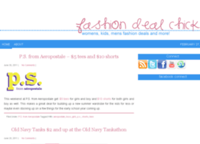 fashiondealchicks.com
