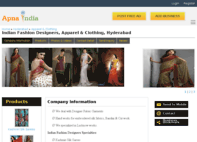 fashiondesigner-hyderabad.apnaindia.com