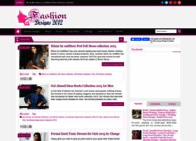 fashiondesignslatest2012.blogspot.com