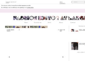 fashioneditoratlarge.blogspot.com