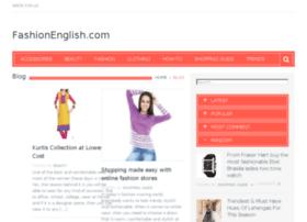 fashionenglish.com