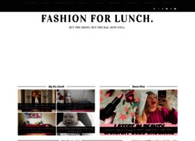 fashionforlunch.net