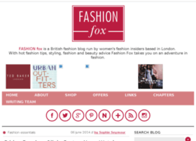 fashionfox.co.uk