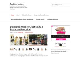 fashioninvites.com