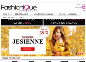 fashionique.pl