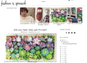 fashionisspinach.com