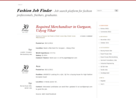 fashionjobfinder.wordpress.com