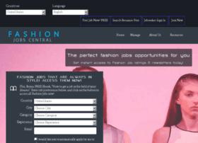 fashionjobscentral.com