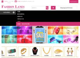 fashionlanes.com