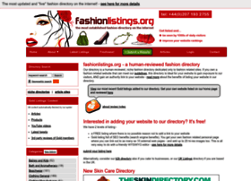 fashionlistings.org