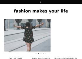 fashionmakesyourlife.blogspot.com