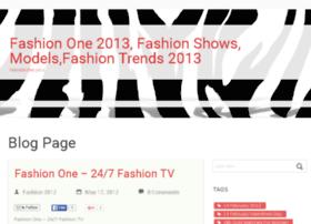 fashionone2012.com