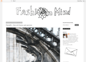 fashiononmymind.blogspot.ru