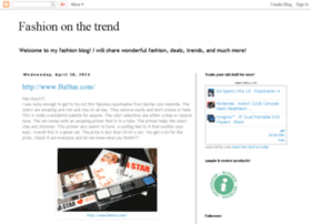 fashiononthetrend.blogspot.com