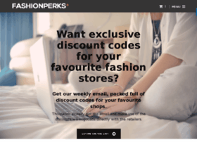 fashionperks.co.uk