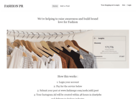 fashionpr.com