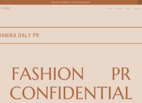fashionprconfidential.com