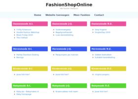 fashionshoponline.nl