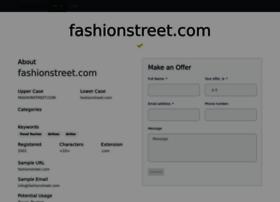 fashionstreet.com