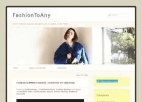 fashiontoany.wordpress.com