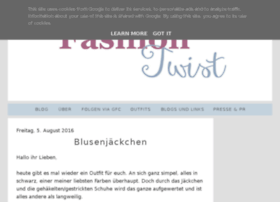 fashiontwist-laura.blogspot.de