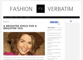 fashionverbatim.com