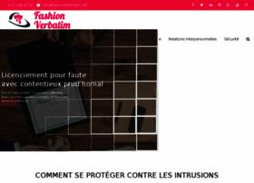 fashionverbatim.net