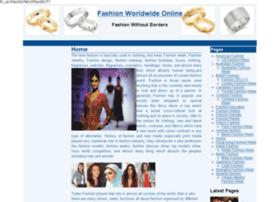 fashionworldwideonline.com