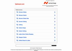 fashionym.com