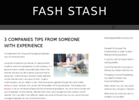 fashstash.net