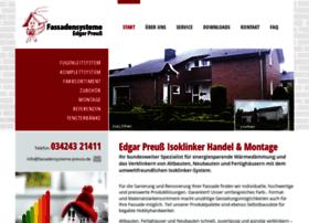 fassadensysteme-preuss.de