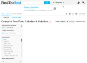 fast-food-nutrition.findthebest.com