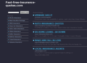 www.fast-free-insurance-quotes.com Visit site