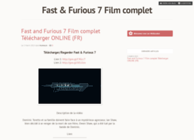 fast-furious7filmcomplet.publicoton.fr