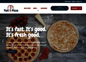 fast5pizza.com
