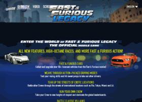 fastandfuriouslegacy.com