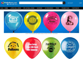 fastballoons.com
