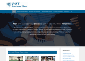 fastbusinessplans.com