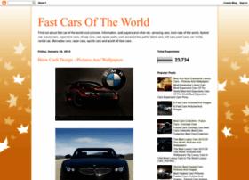 fastcaroftheworld.blogspot.com