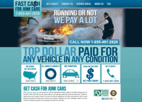 fastcashforjunkcars.com