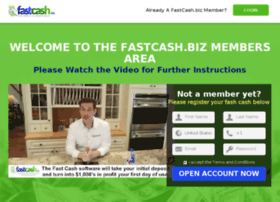 fastcashmembersarea.com