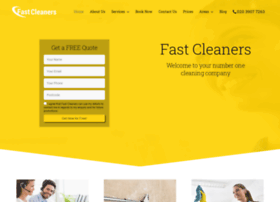 fastcleaners.co.uk