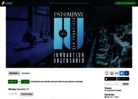 fastcompanysinnovationuncen2014.sched.org
