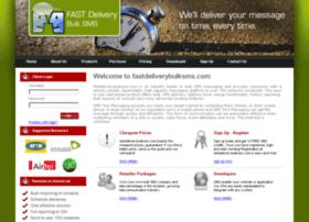 fastdeliverybulksms.com