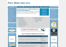 fastdirectorylist.com