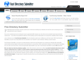 fastdirectorysubmitter.com