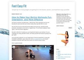 fasteasyfit.blogspot.com